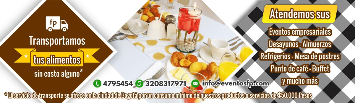 Fp Soluciones gourmet banner transporte alimentos-