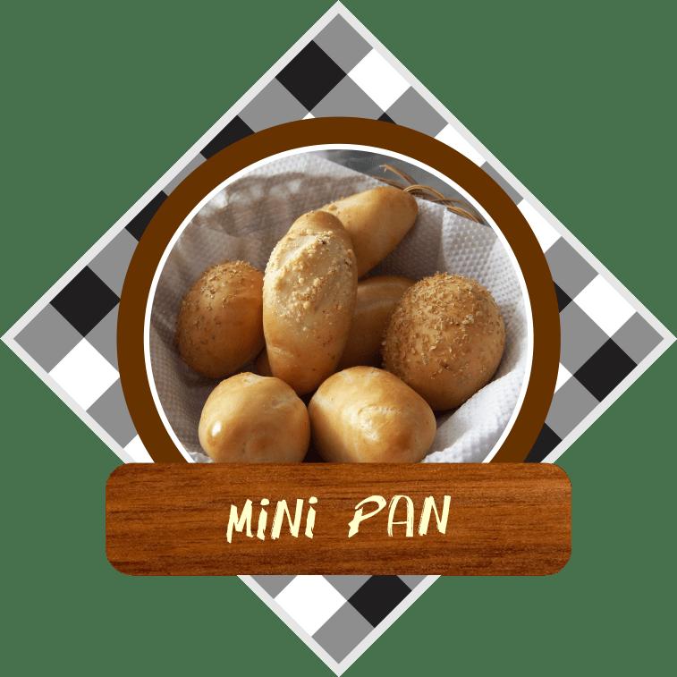 Fp Soluciones gourmet panaderia mini panes-